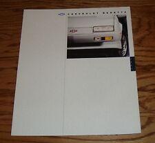 Original 1994 Chevrolet Beretta Sales Brochure 94 Chevy
