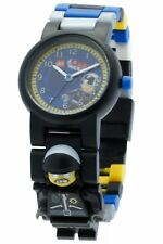 Lego Movie Minifigure Bad Cop Kid's Link Watch 8020226 Retail $25