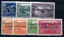 ALBANIEN 1925 104-110 ** POSTFRISCH TADELLOS SATZ (I2023