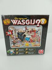 Mini Wasgij?, 54Pcs Jigsaw Puzzle, No 8, What can the Teacher See?, 12.5x17.5cm