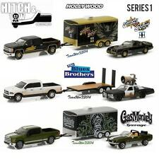 GREENLIGHT HOLLYWOOD HITCH & TOW SERIES 1 SET OF 3 1/64 DIECAST 31010 A B C