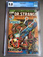 Doctor Strange #1 CGC 9.0 (Marvel, 1974) 1st Silver Dagger