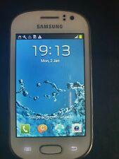 Samsung Galaxy Fame GT-S6810P  White 4GB Smartphone