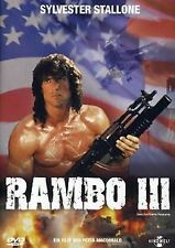 Rambo III von Peter MacDonald | DVD | Zustand sehr gut