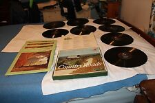 TAKE ME HOME COUNTRY ROADS-8LP Boxset with 8 Original Record Sleeves STEREO