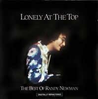 RANDY NEWMAN lonely at the top - the best of (CD, compilation, remastered, 1987)