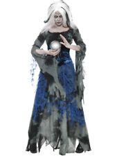 Costume (Diseuse de bonne aventure avec robe et salopette gr. M