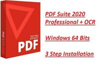 2020✔️ #1 Complete PDF Suite 18.0.26 ✔️ Best Creator Editor Converter Merge OCR