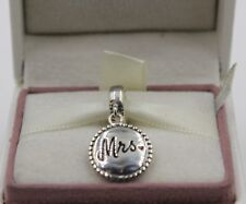 AUTHENIC PANDORA Mrs. Dangle Charm, ENG791169_32     #1237