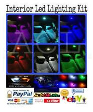 Toyota Kluger 2013+ White Interior LED Light Upgrade Kit all color available