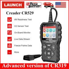 LAUNCH X431 CR529 OBD2 Code Reader Scanner Car Fault Diagnostic Service ScanTool