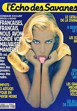 L'echo Des Savanes N°113 fev 1993 Sondage mauvaises manières A quoi sert le sexe