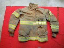 Lion Janesville 44 X 32l Firefighter Turnout Bunker Gear Jacket Coat Rescue Tow