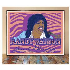 RANDY WATSON SEXUAL CHOCOLATE EDDIE MURPHY COMING TO AMERICA ART PRINT 80S 90S