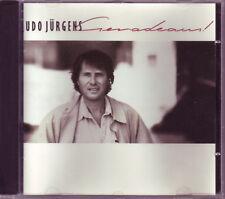 UDO JÜRGENS  -  Geradeaus!  CD 1991 ( DDD )