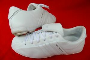 Adidas Y3 Yohji Yamamoto Gr 42,5 SportSchuhe Fitness Trainer Leder Sneaker w,neu