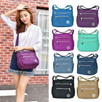 Fashion Waterproof Women Messenger Bag Ladies Handbag Crossbody Shoulder Bag