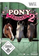 Nintendo Wii + Wii U Pony Friends 2 TOP Condizione