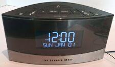 The Sharper Image EC-B150 Sound Sleep Machine Dual Alarm Clock Digital Soother