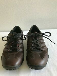 Allrounder Mephisto Sneaker dk brown leather/Suede Upper China