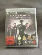 Playstation 3: SAINTS ROW The Third THE FULL PACKAGE | PS3 Game *NEU / sealed*