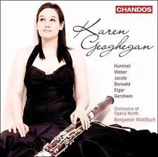 Karen Geoghegan Plays Bassoon Concertos