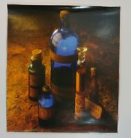 Apothecary Pharmacy Vintage Chemist Drug Antique Bottles 14X16 Photo Print