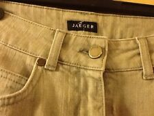 Jaeger Grey Jeans Size 8