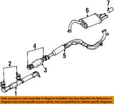 CHRYSLER OEM-Catalytic Converter MR239757