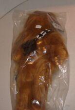 STAR WARS CHEWBACCA Plush Plushy Toy W/ Satchel NEW Tag in Bag DISNEY