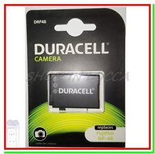 Batteria Ricaricabile DURACELL DRF48 = FUJIFILM NP-48 per XQ1 XQ2