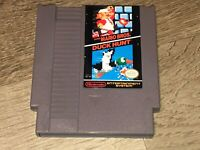 Super Mario Bros. / Duck Hunt Nintendo Nes Near Mint Cleaned & Tested Authentic