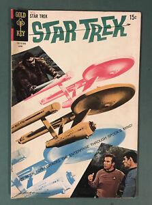 Gold Key 1969 Star Trek Comic Book #4