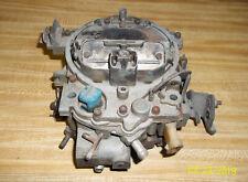 quadrajet gm chevy 4 barrel carburetor carb 17085203 0315 jfm