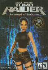 Tomb Raider The Angel Of Darkness - Us Version - Adventure Pc Game - New in Box