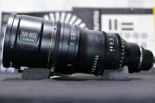 Fujinon 18-85mm T2.0 Premier PL Zoom T2.0 Lens MFR # HK4.7X18-F