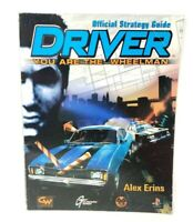 Driver You Are The Wheelman Official Strategy Game Guide