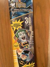X-Kites FlipFlop (New unopened 2016) 30 Inch Batman and Joker, Reversible.
