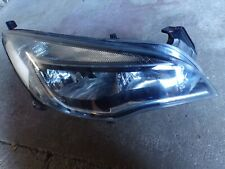 27748 L4 2010-2015 VAUXHALL ASTRA J OSF DRIVERS SIDE FRONT HEADLIGHT