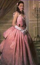 Victorian civil war steampunk phantom of the opera ballgown custom made