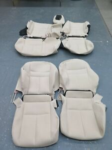 2019 2020 2021 Nissan Murano S & SV OEM cloth seat cover set  TAN