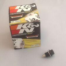 Honda Civic del Sol 1.6L K&N Oil Filter + Magnetic Sump Plug