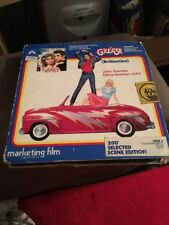 "SUPER 8 Cine film ""Grease"" 200 FT (ca. 60.96 m) colore/Suono/John Travolta Olivia Newton John."