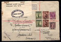 Australien 1956 Brief 100% gebraucht Liverpool