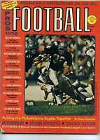 1972 Sports Quarterly Pro Football Annual Don Highsmith MBX72
