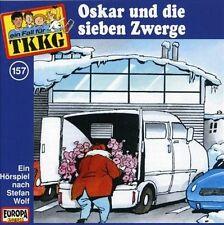 TKKG - OSKAR UND DIE SIEBEN ZWERGE, VOL. 157 NEW CD