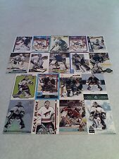 *****Sean Burke*****  Lot of 75 cards.....46 DIFFERENT / Hockey
