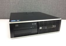 HP Elite 8300 SFF PC, i5-3470 CPU, 8GB RAM, 500GB HDD, DVDRW, WiFi, Windows 10