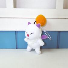 Final Fantasy Xiv Ff14 Moogle Mogli Cosplay Plush Keychain Doll Toy Pendant Gift
