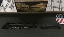 N Scale Union Pacific 4-8-8-4 Big Boy Premiere Edition Rivarossi UP 4005 Con Cor